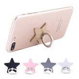 Universal Star Shape 360 ​​Degree Rotation Finger Ring Support de bureau pour téléphone portable Xiaomi
