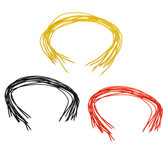 10 Pcs DIY 15cm Silicone AWG30 Cable Flexible Signal Wire for RC Model Tool DIY Parts