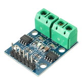 5Pcs L9110S H Bridge Stepper Motor Dual DC Driver Controller Module Geekcreit for Arduino - products that work with official Arduino boards