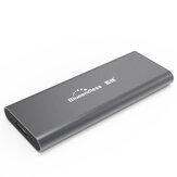 Blueedless M280A M.2 NGFF harddisk kabinet SSD HDD kabinet 5 Gbps USB 3.0 Solid State Drive kabinet kabinet Harddisk Disk Base