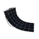 LEORY 90W 18V solare Caricatore portatile da pannello RV solare Caricatore solare Kit pannello per esterno campeggio Casa