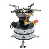 BRS-12A Portable High Altitude Kerosene Stove Diesel Gasoline Liquid Fuel Burner 2117W