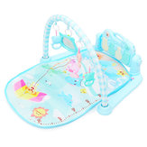 3 in 1 baby baby gym speelkleed fitness muziek piano pedaal educatief speelgoed usb baby speelkleed
