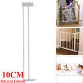 10cm Genişletme Emniyeti Kapısı Bebek Kapısı Çocuk Toddler Pet Walk Kapısı Kilit Evcil Hayvan Koltuğu Koruyucu