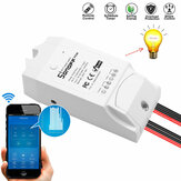 SONOFF® POW R2 AC90-250V 16A 3500W WIFI Wireless التطبيق التحكم عن بعد مراقبة Switch Timer Socket القوة مراقب Current Tester يعمل مع Amazon Alexa Amazon Tap Google Home Nest Assistant IFTTT