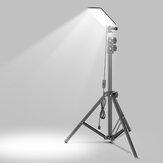 VVXANES® 84 * LED'ler 1680LM Kampçılık Kampçılık için 1.8m Yükseklik Ayarlanabilir Tripod Fener Çalışma Işığı ile Stand Işığı
