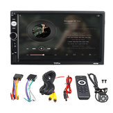 7010Plus 7-Zoll-2-Din-Touch-Auto MP5-Player Bluetooth-Stereo-FM-Radio USB TF AUX