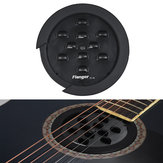 Flanger FS-08 Professional Guitar Soundhole Cover for Folk Acoustic Guitars