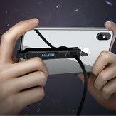 Cabo de dados USB Type C de carregamento rápido Mcdodo Raytheon série 2A para Samsung S9 S8 4C