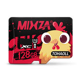Mixza Year of the Rooster Limited Edition U1 128GB TF Micro Memory Card
