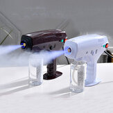 1300W 280ML Püskürtme Makinesi Dezenfeksiyon Mavi Işık Nano Buhar Püskürtme AB / US Fiş 220V Püskürtme Püskürtme
