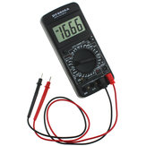 DT-9205A Digital AC DC LCD Multimètre électronique portable à ultrasons