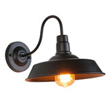 40W Industrial Style Wall Lamp Aisle Balcony Retro Wall Lamp For Restaurant Cafe Bar Decoration