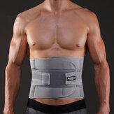 SUPORTE JINGBA Suporte ajustável para cintura de proteção esportiva Cinto Colete inferior para alívio da dor Colete lombar para escritório de esportes