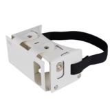 TOCHIC Læder 3D VR Glasses Virtual Reality Games Film Enhed til 4,0 tommer til 5,5 tommer Smartphone