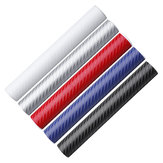 3D Carbon Fiber Car Sticker Vinyl Wrap Decal Sheet Roll Film DIY 127X20cm