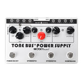 Mosky TONE BUS+POWER SUPPLY Electric Guitar Effector Combination Effector Guitarra Accessories Stringed Musical Instrument