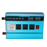 Solar Power Inverter 3000W DC 48V To AC 220V Modified Sine Wave Converter with Voltage Display