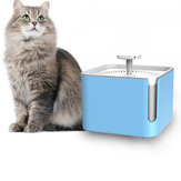 3L WIFI Pet Smart Automatic Circulating Water Dispenser Pet Water Fountain Silent Cat Drinking Water Dispenser Electric Feeder Bowl Cats Dogs Drinking Fountain