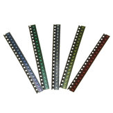 1000Pcs 5 Colors 200 Each 0603 LED Diode Assortment SMD LED Diode Kit Green/RED/White/Blue/Yellow