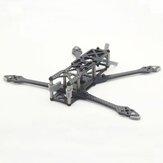 URUAV FORCE LR4 178mm 4Inch Micro Long Range Carbon Fiber DIY Frame Kit for FPV Racing RC Drone
