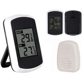 TS-FT004-B Digtalアンビエント天気ワイヤレス温度計Indoor Outdoor Temperature Tester