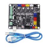 MKS-BASE V1.4 3D Printer Control Board Mainboard Compatible Ramps1.4