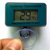 Diving Electronic Suction Cup Waterproof Thermometer Aquarium Thermometer High Precision Thermometer