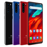 Blackview A80 Pro Global Bands 6,49 polegadas HD + Waterdrop Display 4200mAh Android 9.0 13MP Quad câmera traseira 4GB 64GB Helio P25 Octa Core 4G Smartphone