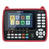 SATLINK ST-5150 DVB-S2/T2/C HD Satellite TV Signal Finder Digital Handheld Signal Meter Satellite Finder H.265 HEVC MPEG-4 4.3 Inch TFT LCD