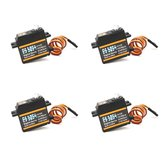 4PCS Emax ES3054 17g 3.5kg 0.13sec Digital Metal Gear Servo Pour RC avion (Version améliorée ES3154)