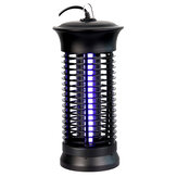 6W LED Elektrischer Moskito-Insektenvernichter Light Fly Bug Zapper Trap Catcher Lampe