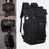 Men Multi-carry Large Capacity Travel Outdoor Multi-function 15.6 Inch Laptop Bag Travel Bag Backpack