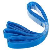 Tubo termoretraibile in PVC colorato trasparente / nero / blu 30mmX1m per Lipo Batteria