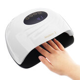 450W 45 LED UV Nageltrockner Lampe Light Polish Gel Schnelltrocknungsmaschine Home Salon Nagelsterilisator