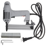 200-250V 1750W Electric Staple/Brad Nail Machine Hand Tacker Flooring Framing Nailer