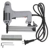 200-250V 1750W Elektrikli Zımba / Brad Tırnak Makine El Tacker Döşeme Çerçeveleme Tırnaker