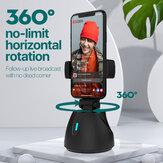 Смартфон Gimbal Вращение на 360 градусов Автоматическое отслеживание Держатель для съемки Selfie Vlog Прямая трансляция Broadcaset Крепление Аксессуар