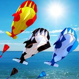 Whale Kite Single Line Stunt Kite Sports de plein air Jouet Enfants Enfants