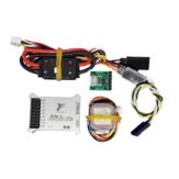 AFPV SN-L V2 Контроллер полета Owl FPV HD OSD с PMU M8 GPS модуль для модели самолета с неподвижным крылом RC