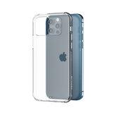 BlitzWolf® BW-AY5 полупрозрачный микроматовый противоударный ТПУ + защита от отпечатков пальцев Чехол Для iPhone 12 mini 5,8 дюйма / 12 6,1 дюйма / 12 Pro 6,1 дюйм