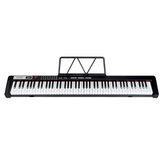 88 teclas Piano digital portátil Velocidades estándar Teclado Piano electrónico de edición profesional