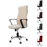 45-56cm Fodera per sedia da ufficio Fodera per sedia elasticizzata rimovibile Fodera per poltrona girevole per la decorazione della sedia da ufficio