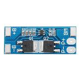 3 stks 2S 7.4 V 8A Piekstroom 15A 18650 Lithiumbatterij Bescherming Boord Met Over-Charge Ontlading Bescherming Functie