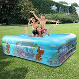 120/130/150 cm Piscina per bambini Vasca da bagno Bambino Piscina per bambini Piscina gonfiabile Bambini