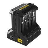 Nitecore i8 Multi-Slot 5V USB Intelligent Li-ion/IMR/Ni-MH Battery Charger For Almost all Battery Model