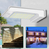 Zasilany energią słoneczną 72 LED PIR Motion Sensor Wall Light Outdoor Garden Security Lamp