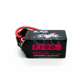 CNHL BLACK SERIES 1100mAh 22.2V 6S 100C Lipo Battery XT60 Plug for RC Drone FPV Racing