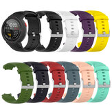 Bakeey 22mm Multi-color Silicone Replacement Strap Smart Watch Band For Amazfit Verge