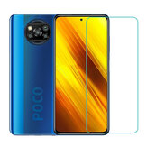 Bakeey for POCO X3 Pro / POCO X3 NFC Flim 1/2/3/5PCS HD Clear 9H Anti-Explosion Anti-Scratch Tempered Glass Screen Protector
